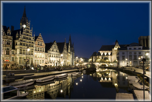 Greetings from Ghent