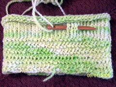 Nalbinding Knit Stitch