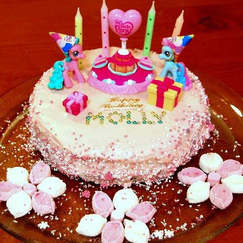 Molly's Birthday Cake no. 1
