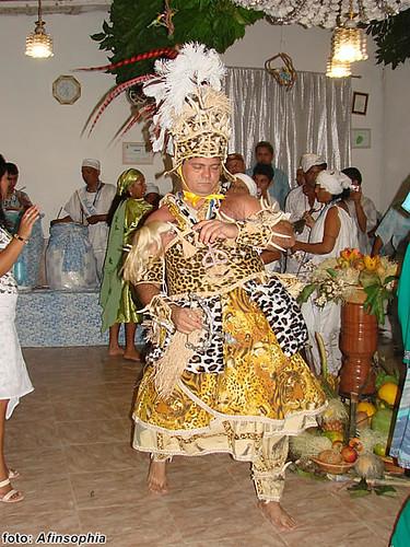 Festa pra Oxóssi (julho/2008)