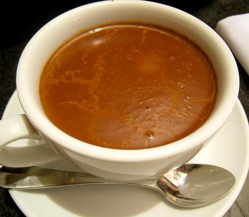Varm sjokolade, french style