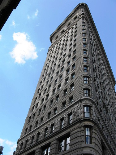 The Other Side, Flatiron Building