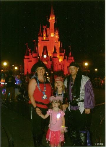 Pirates & Princess Party