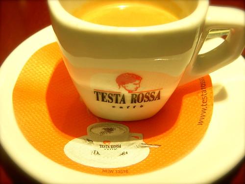 Testa Rossa Espresso