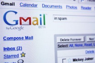 spam gmail