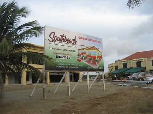 Aruba Southbeach Shopping