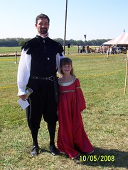 Walsingham and Princess Olivia