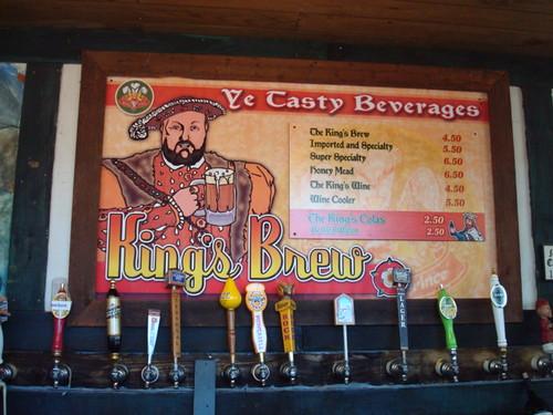 Ye Tasty Beverages