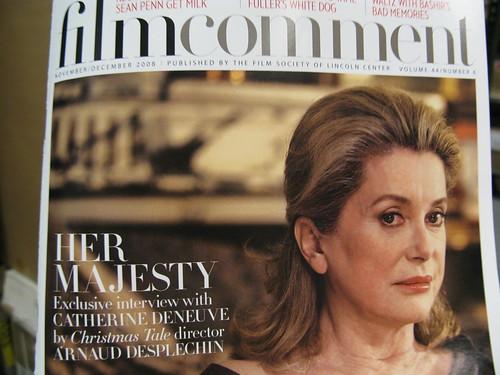 Film Comment November/December 2008