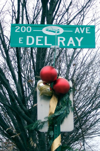 Del Ray Ave.