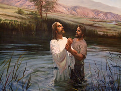 The Baptism of Jesus by Travis S.