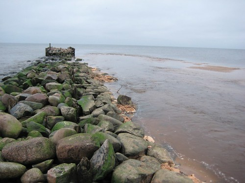 Pier in T?ja, Latvia by Helmuts Guigo, on Flickr