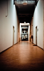 Hallway defocus