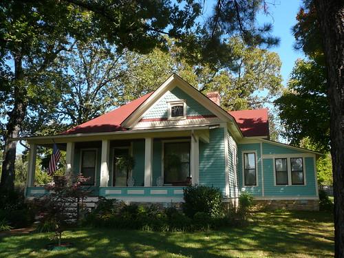 Burton-Arnold House - 1904