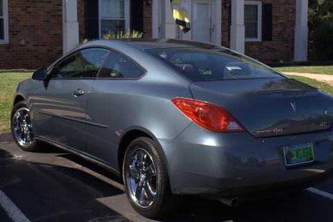 Shiny Car