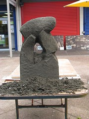 Sculpture by Sean Kerrigan