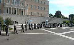 28 Protest in Athens