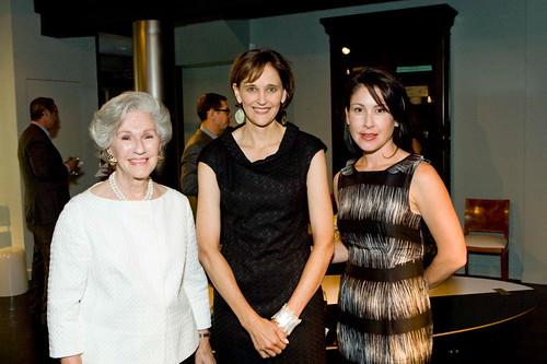 Elaine McKeon, Jennifer Biederbeck and Danielle Erb