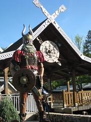 Viking at Knoebels