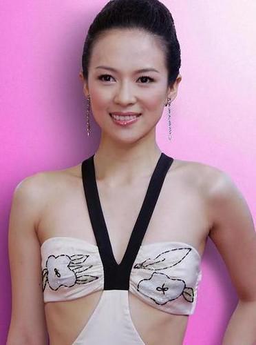 ziyi zhang oscar photos