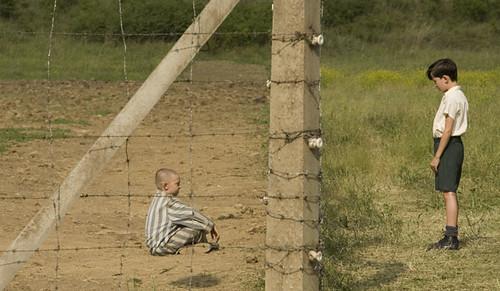El niño con el pijama de rayas (5) por ti.