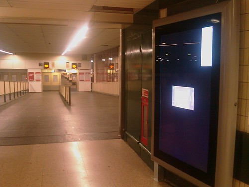 POV in Euston (gate 14) by you.