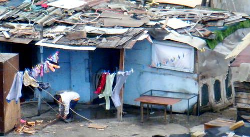 Typical House in the Gazelle Bridge Settlement