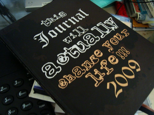 This Journal Will Actually Change Your Life in 2009