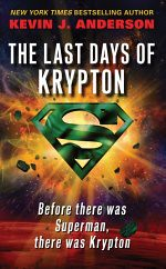 Last Days of Krypton cover