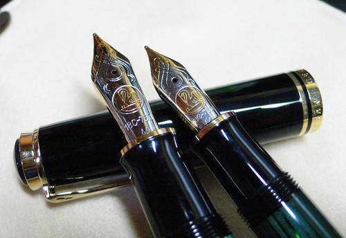 Pelikan SOUVERAN M800 & M1000