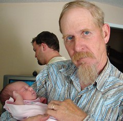 Taylor and her Grandpa