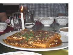 Homemade tofu 2