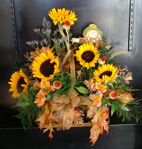 fall arrangment