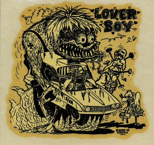 lover boy 1st version