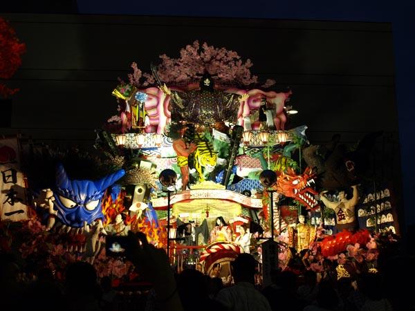 2008_八戸三社大祭_城下