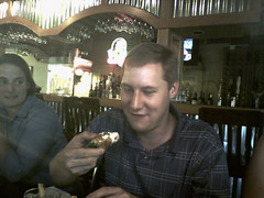 Brian with Whole Jalapeno