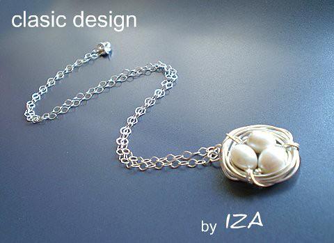 colier-argint-perle-lucrat-manual-bijuterii-pietre-semipretioase by you.