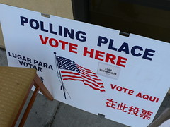 My polling place