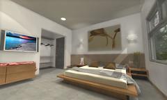 Le Cameleon Zimmer
