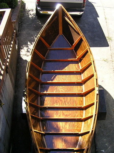 Drft Boat Refinishing Project