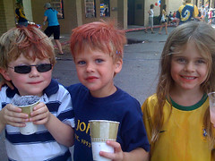 Judah, Evan & Stella