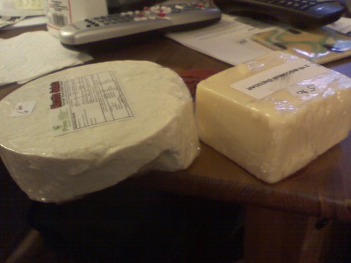 cheese haul