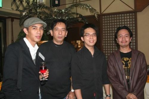 AJ, PHilisite.net, Fritz & Jonas Diego