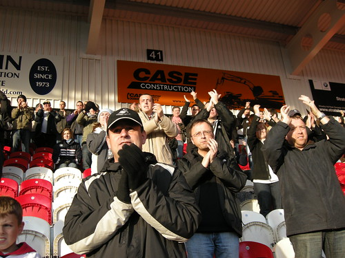 Doncaster Rovers fans will be happy for the first time this season after their victory over Plymouth.