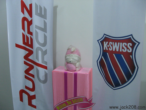 Runnerz Circle - K-Swiss Distributor