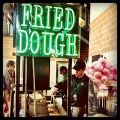 Fried Dough at CitiField