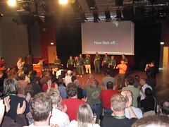 ILUG2008 organisers