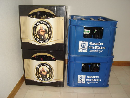 Crates of Beer