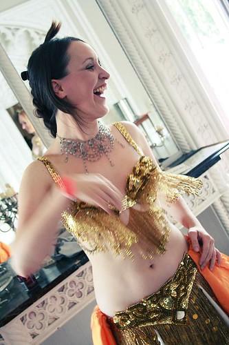 Belly dancers @ Castle Palooza