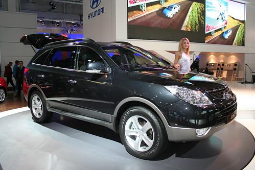 Hyundai IX55 (aka Veracruz)
